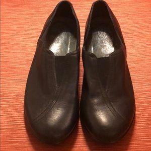 Dansko Black Leather Shoes